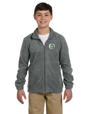 CSU Kids Fleece Jacket
